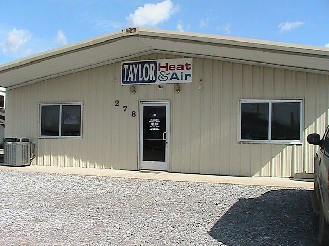 Taylor's Air Conditioning & Heating: 278 N Gaines Hwy, Boyle, MS