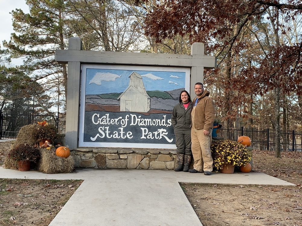 Crater Of Diamonds: 209 State Park Rd, Murfreesboro, AR
