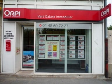 Orpi vert galant immobilier agence immobili re 71 rue for Garage rue de meaux vaujours