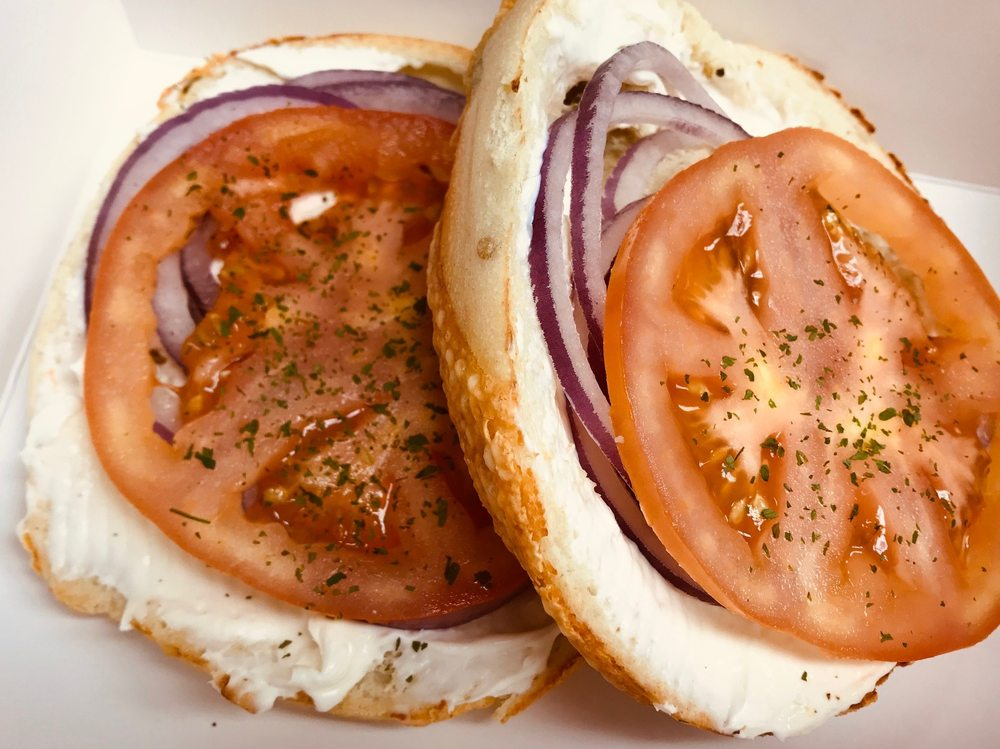 Avalon Bagels To Burgers - Placentia: 174 E Yorba Linda Blvd, Placentia, CA