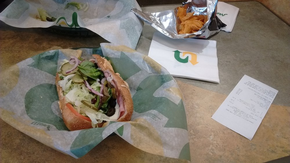 Subway Restaurants: 5 Old Point Rd, Madison, ME