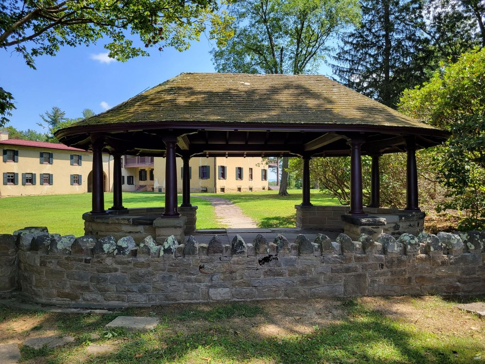 Friendship Hill National Historic Site: 223 New Genevia Rd, Point Marion, PA