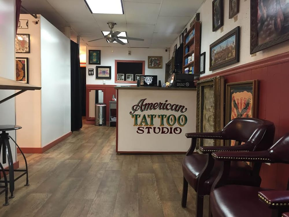 American Tattoo Studio: 1434 Souder Rd, Knoxville, MD