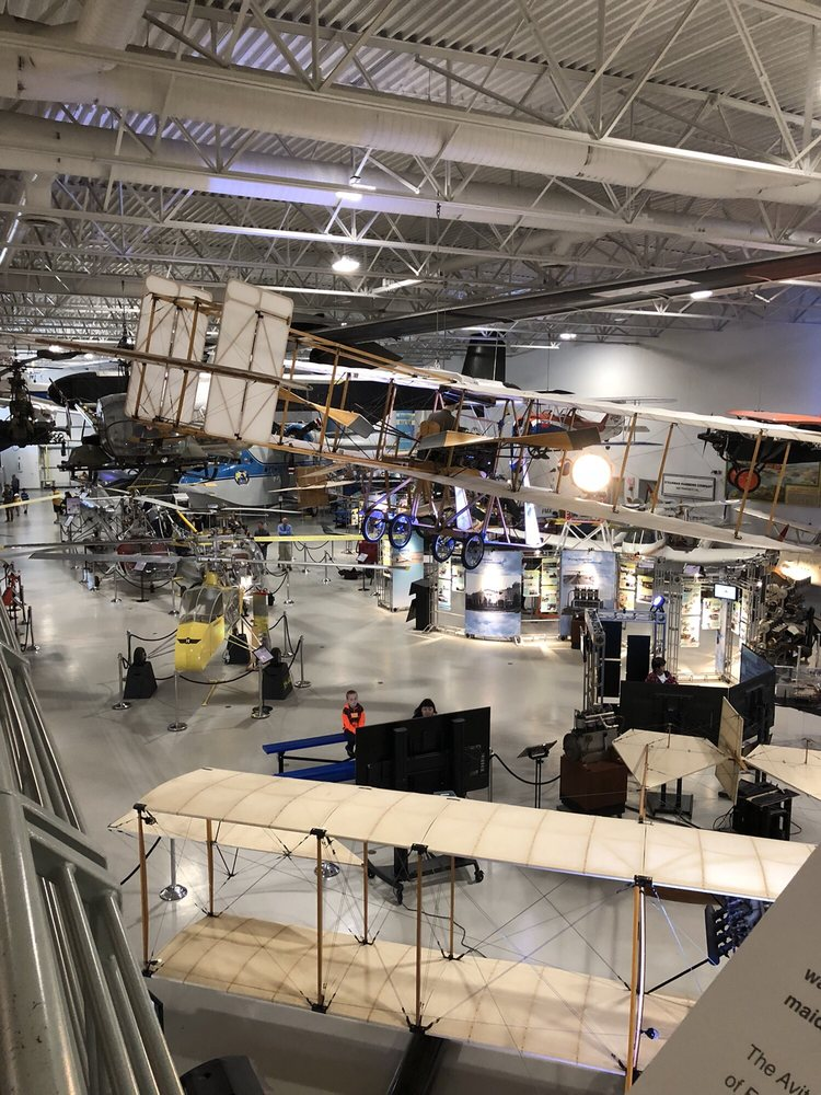 Hiller Aviation Museum