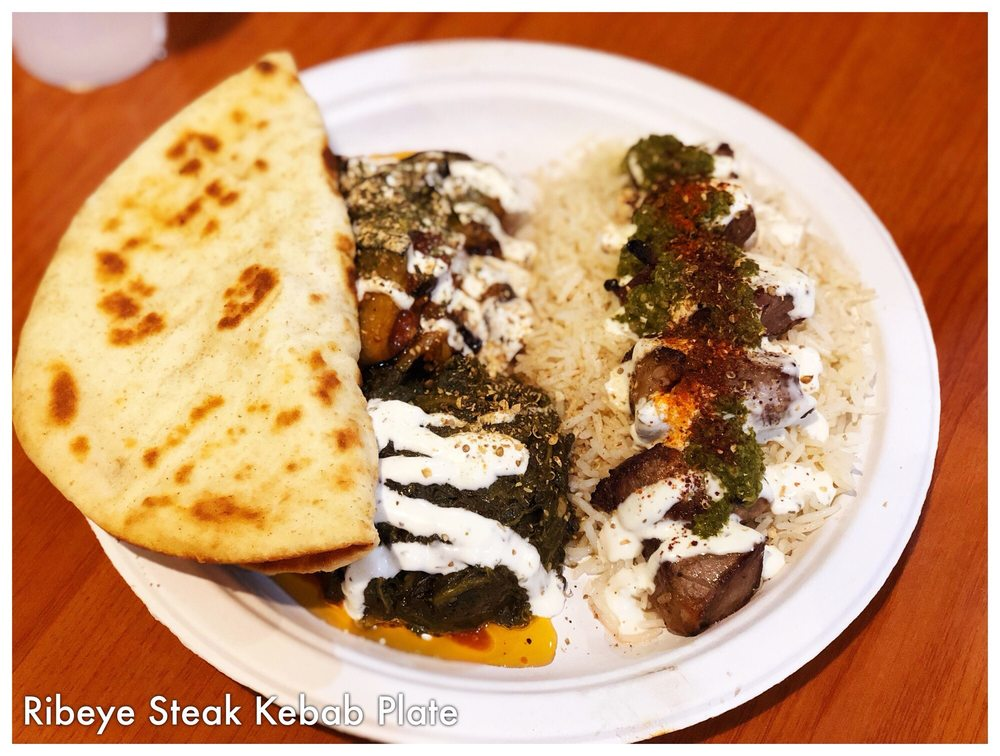 Mazari Kebab and More: 676 N Witchduck Rd, Virginia Beach, VA