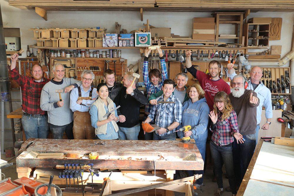 JD Lohr School of Woodworking: 242 N Limerick Rd, Schwenksville, PA