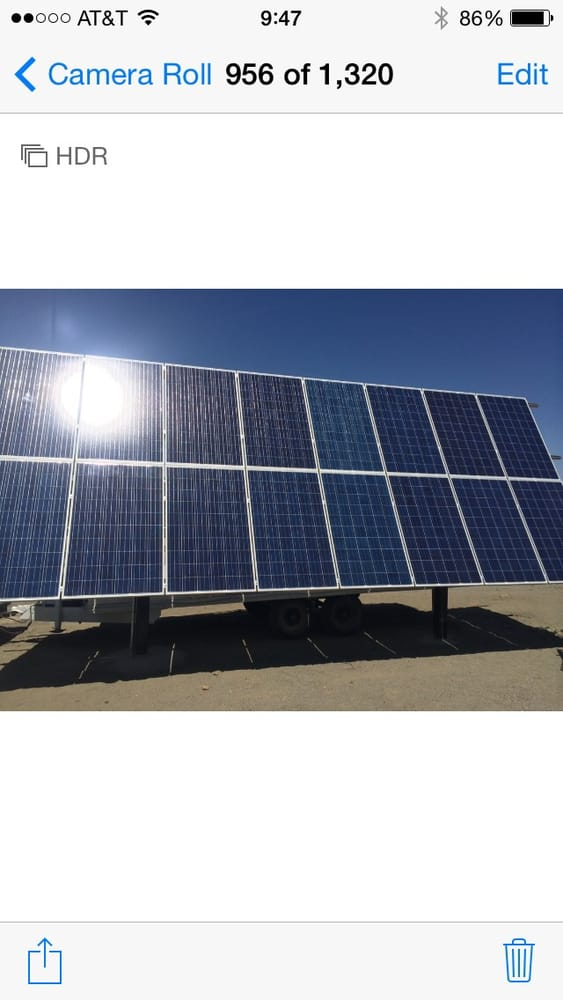 GSE Solar Systems: Adelanto, CA