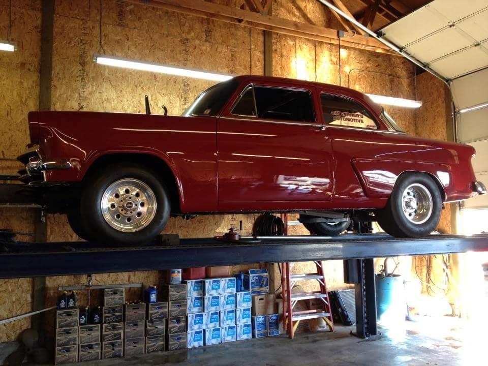 Jim Varner's Automotive: 92348 Lewis And Clark Rd, Astoria, OR