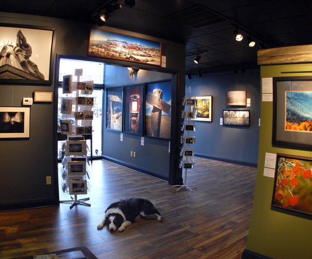 Kathleen McFadden's Range Gallery