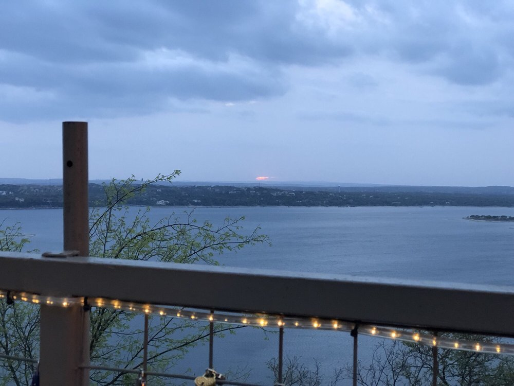 The Rooftop Over Lake Travis