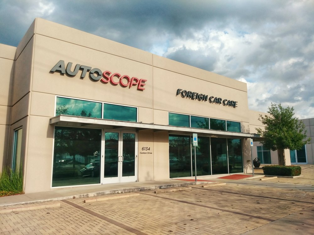 Autoscope European Car Repair - Dallas Park Cities