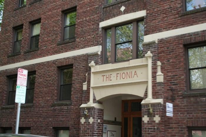 The Fionia Apartments: 109 John St, Seattle, WA