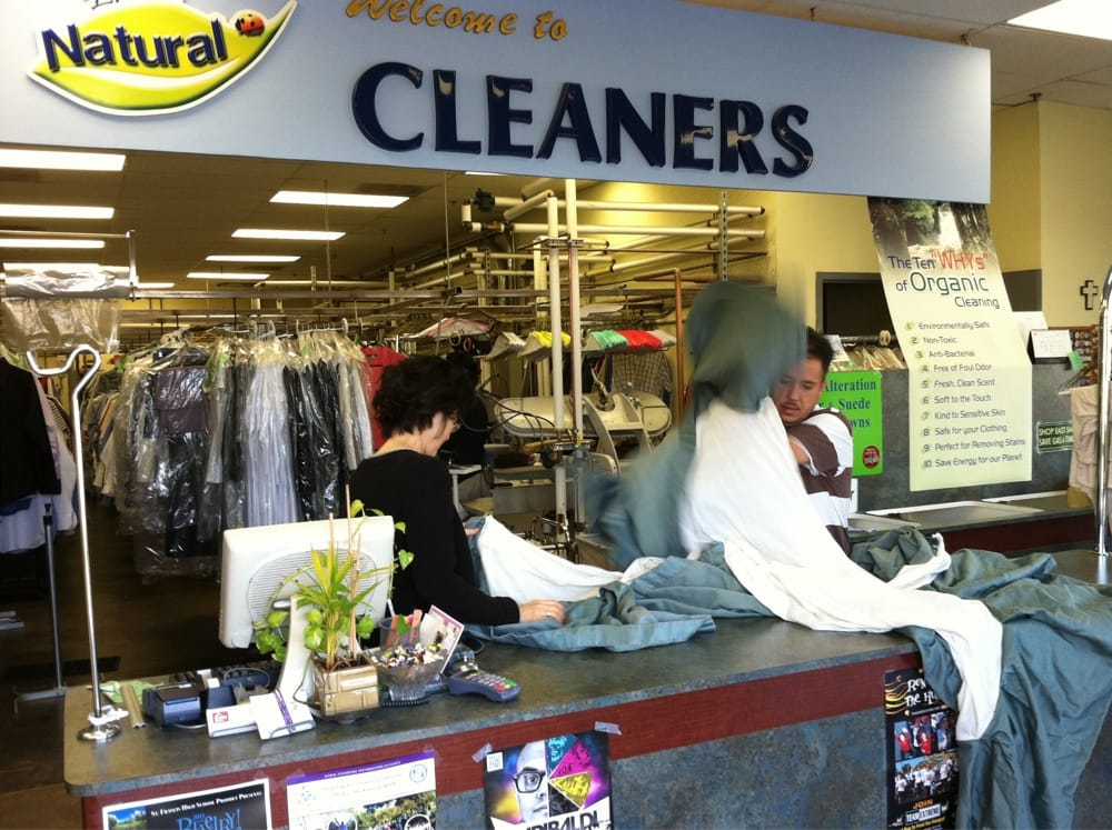 East Sacramento Natural Cleaners