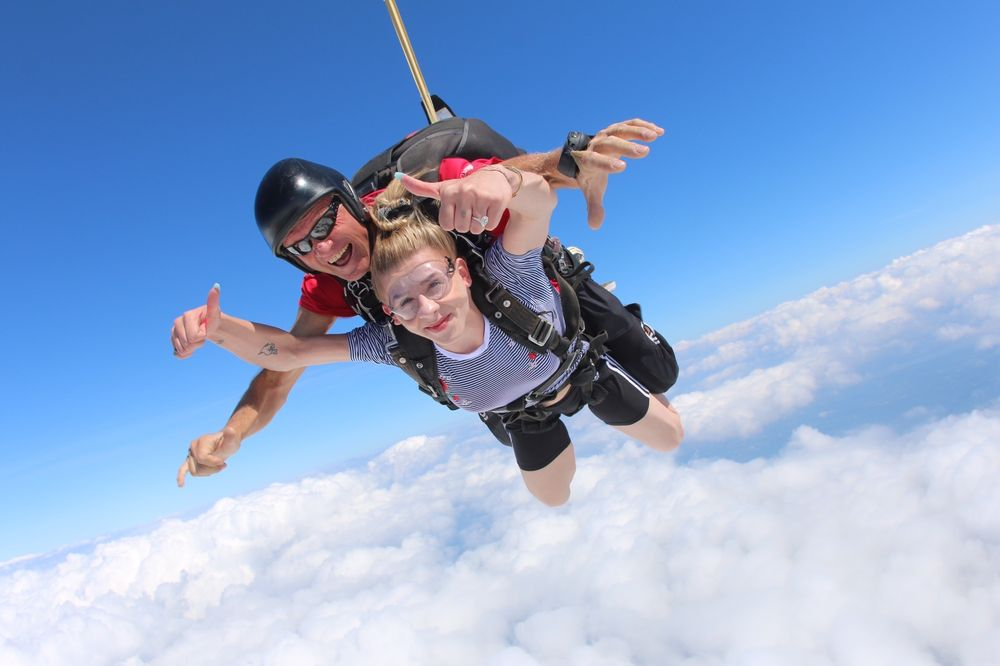 Skydive the Ranch: 55 Sand Hill Rd, Gardiner, NY