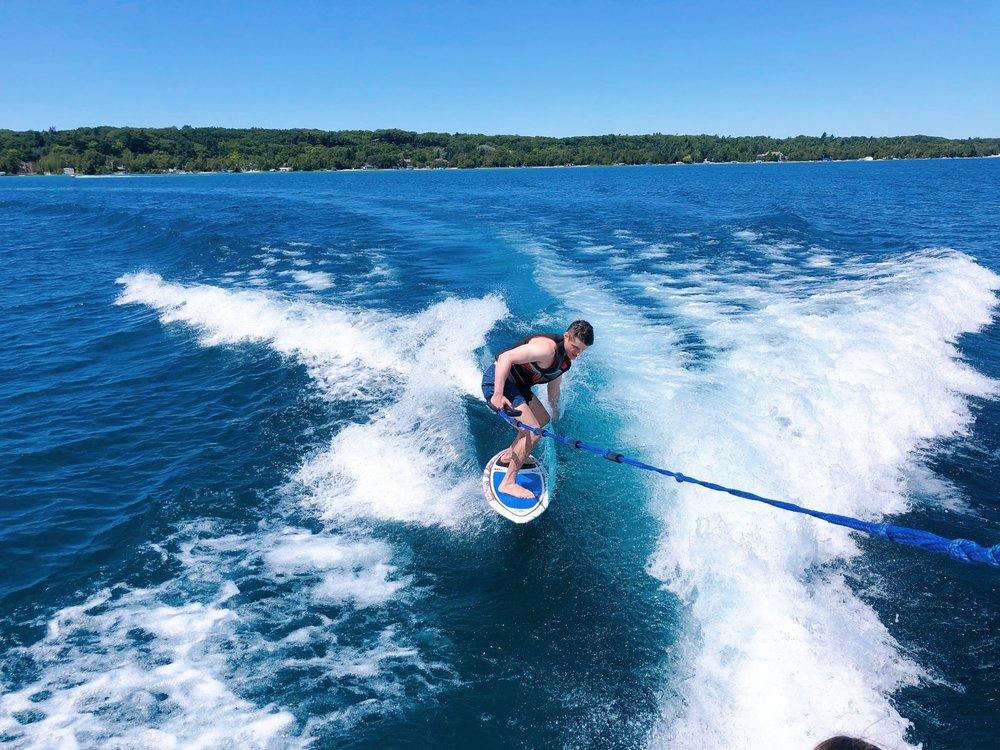Crystal Lake Adventure Sports: 312 Main St, Frankfort, MI
