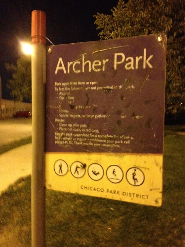 Archer Park: 4901 S Kilbourn Av, Chicago, IL