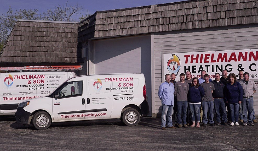 Thielmann & Son Heating & Cooling: 17020 W National Ave, New Berlin, WI