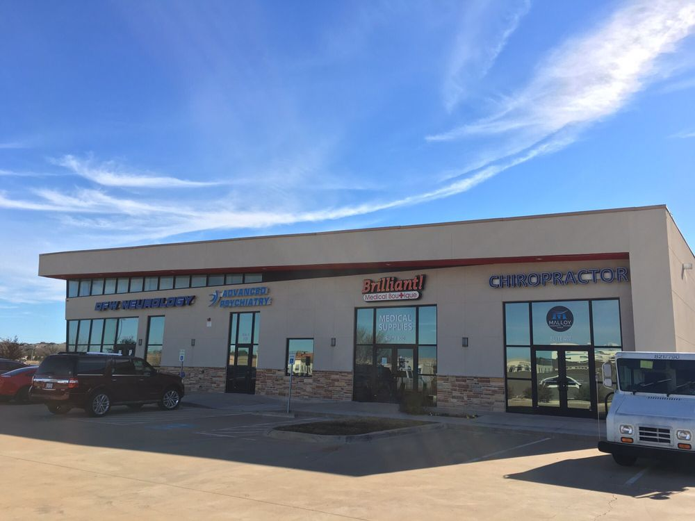 Malloy Chiropractic & Wellness Center: 6800 Harris Pkwy, Fort Worth, TX