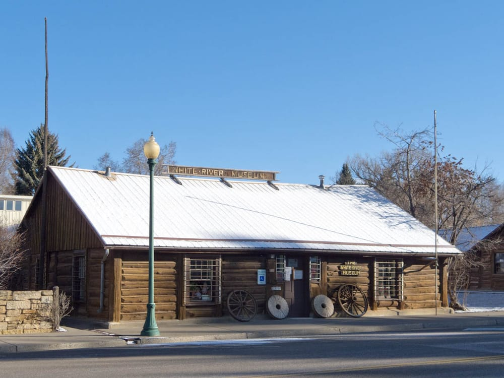 Museum White River: 565 Park Ave, Meeker, CO