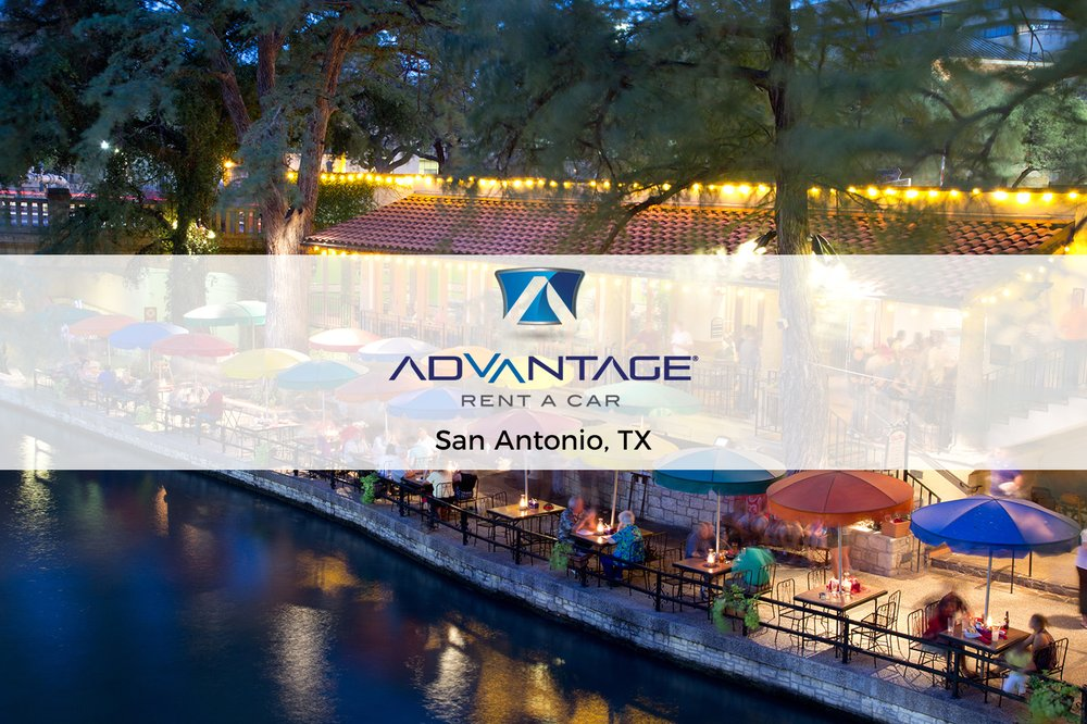 Advantage Rent A Car San Antonio Airport