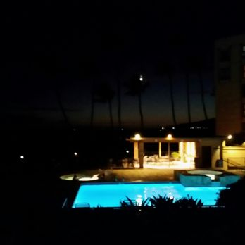 Photo Of Sugar Beach Resort Kihei Hi United States Clear Night