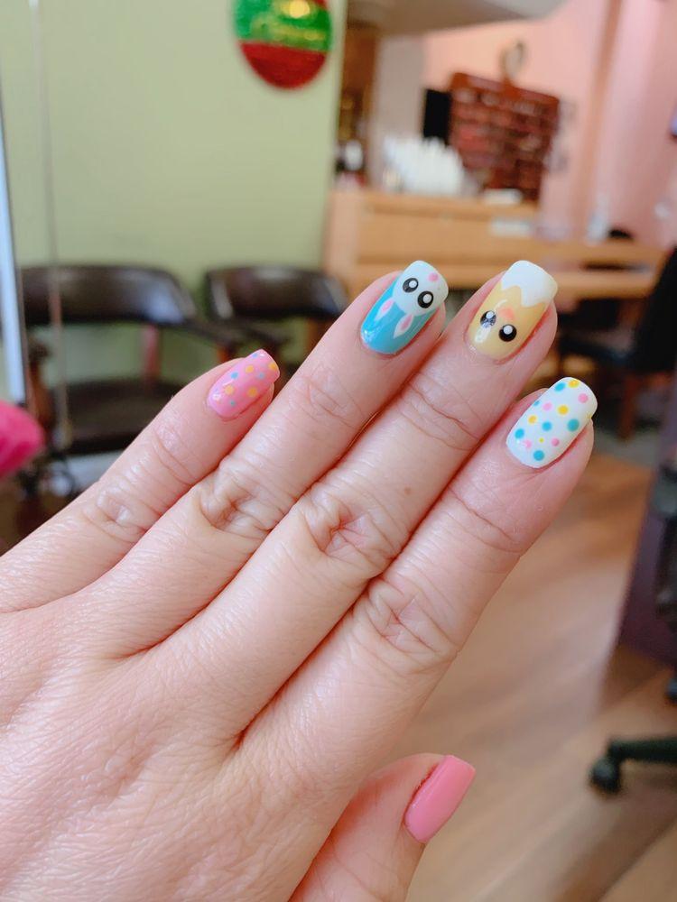Perfection Nails: 307 Linden Ave, South San Francisco, CA