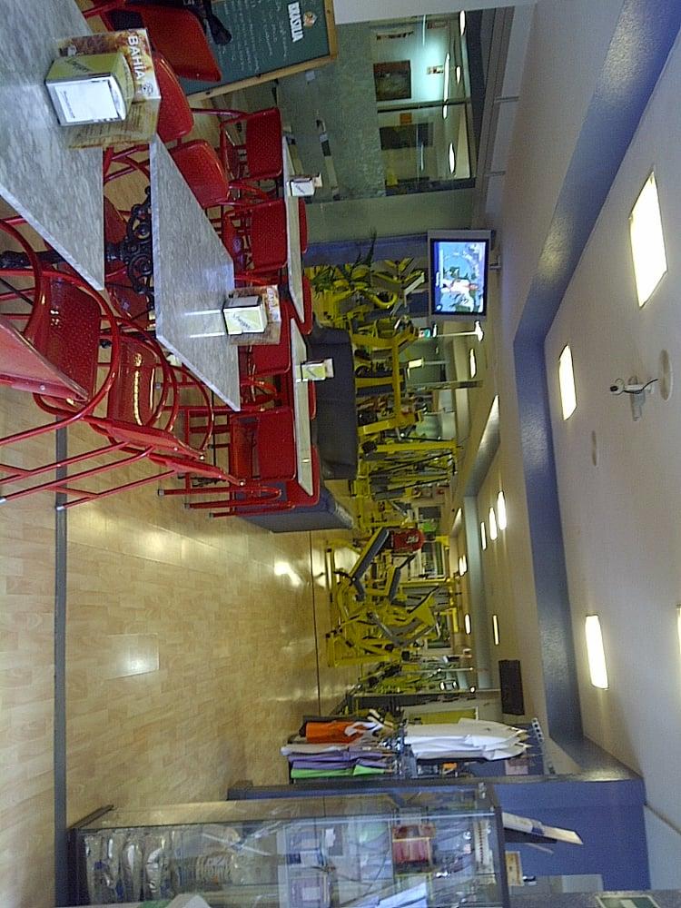 Gimnasio bahia gyms avenida francisco afonso carrillo for Gimnasio santa cruz de tenerife