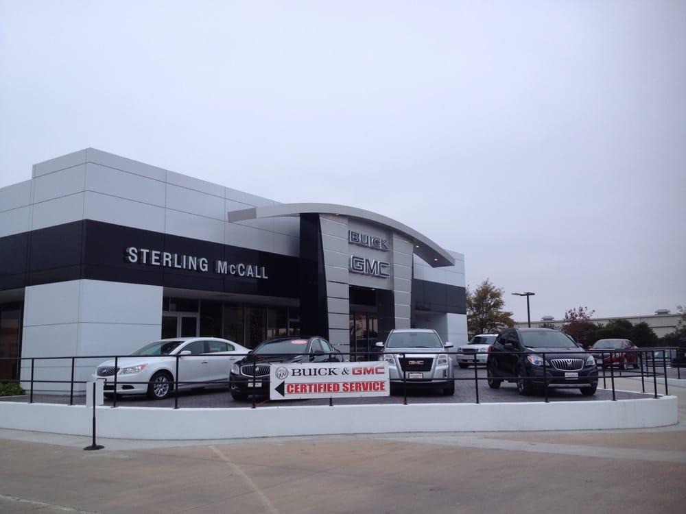 Gmc Dealers Houston >> Sterling Mccall Buick Gmc Houston Car Truck Dealership Near Me
