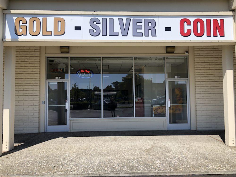 Silver And Gold Trade Of Northern California: 718 Contra Costa Blvd, Pleasant Hill, CA