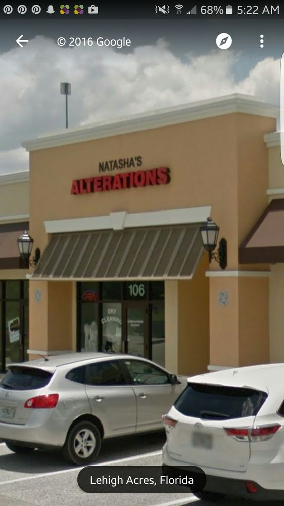 Natasha's Alterations and Tailoring: 5280 Lee Blvd, Lehigh Acres, FL