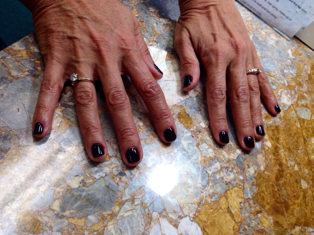 Photo Of Princess Nails Bakersfield Ca United States Gel Manicure Color