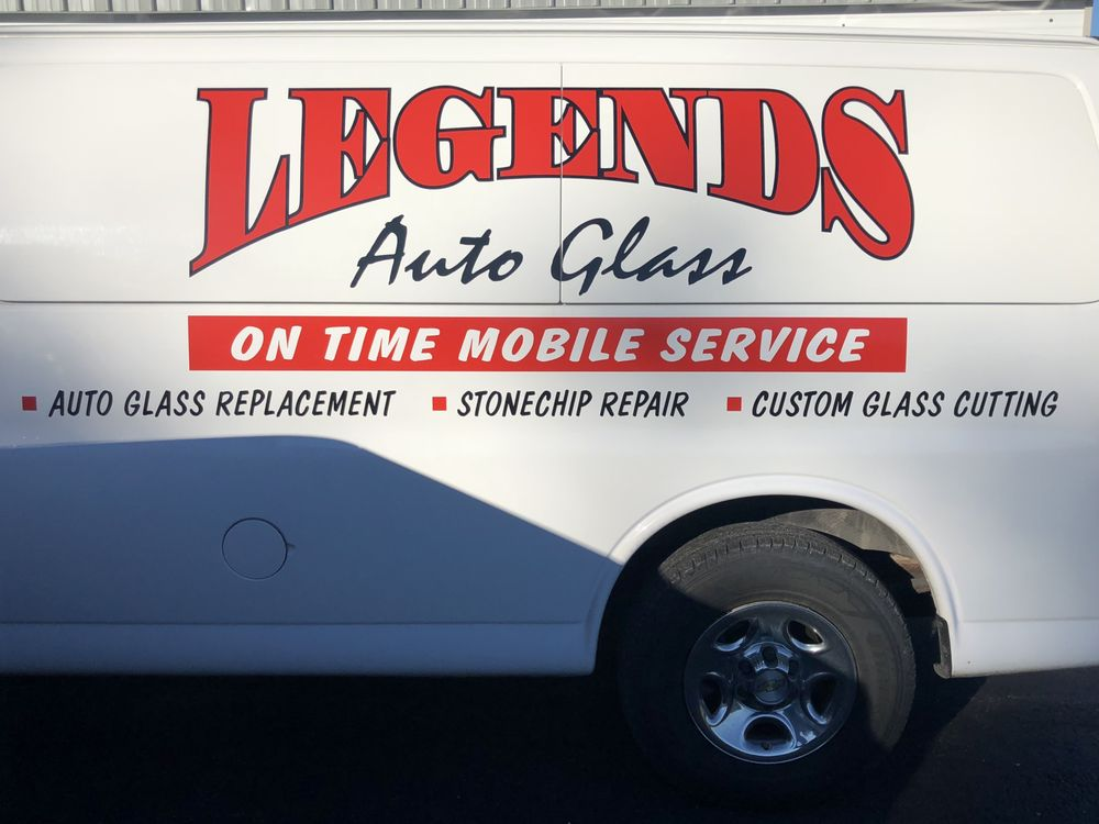 Legends Auto Glass: 8225 Ellsworth Rd, Ellsworth, MI