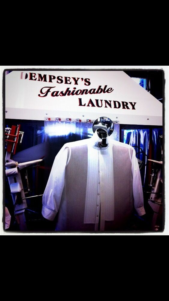 Dempsey's Fashionable Laundry & Dry Cleaning: 704 N Blakely St, Dunmore, PA