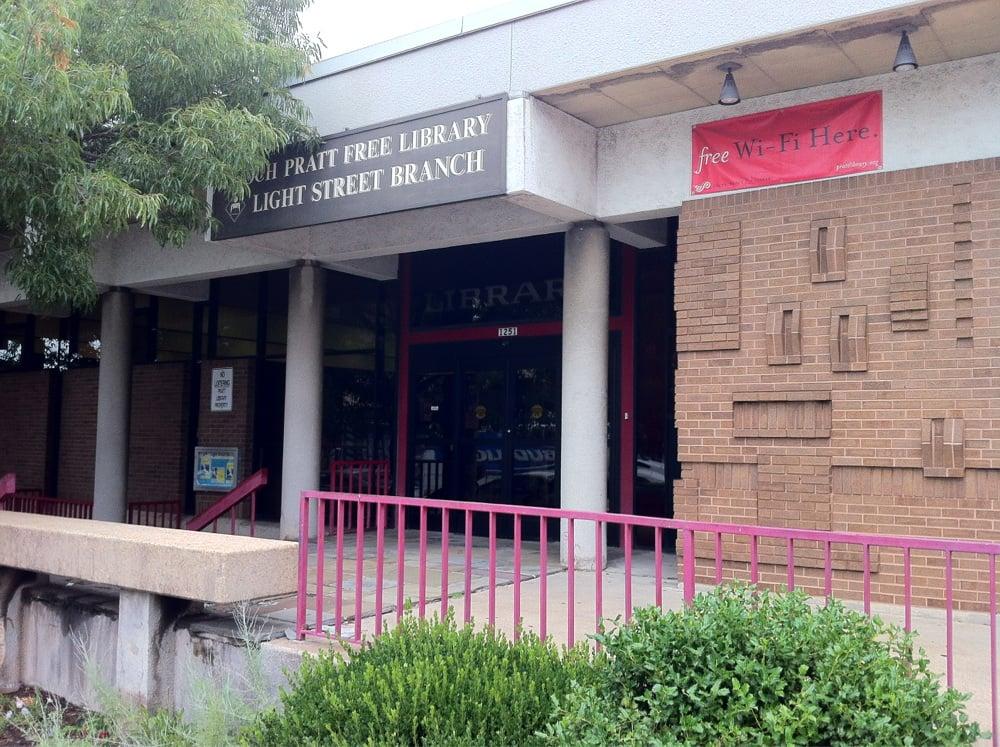 Enoch Pratt Free Library - Light Street Branch