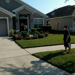Photo Of Allenu0027s Four Seasons Lawn Care   Riverview, FL, United States. We