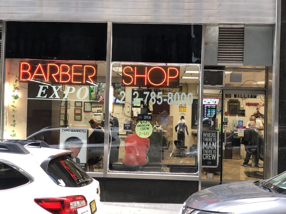 Expo Barbershop - 43 Reviews - Hair Salons - 90 William St