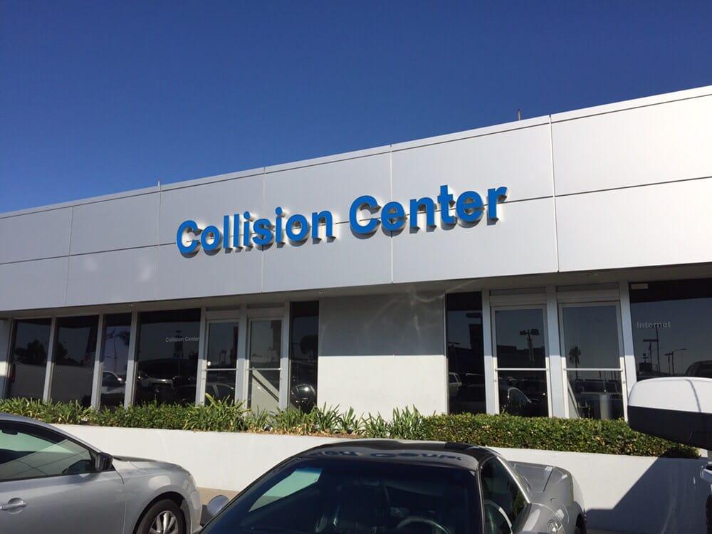 Simpson collision irvine officine carrozzerie 21 for 2 officine di garage per auto