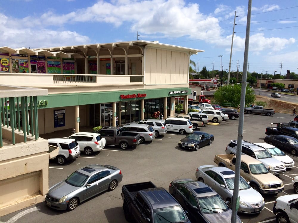 Aiea Shopping Center
