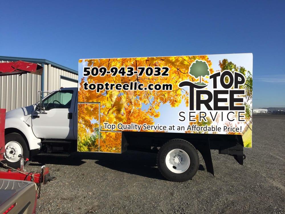 Top Tree: West Richland, WA