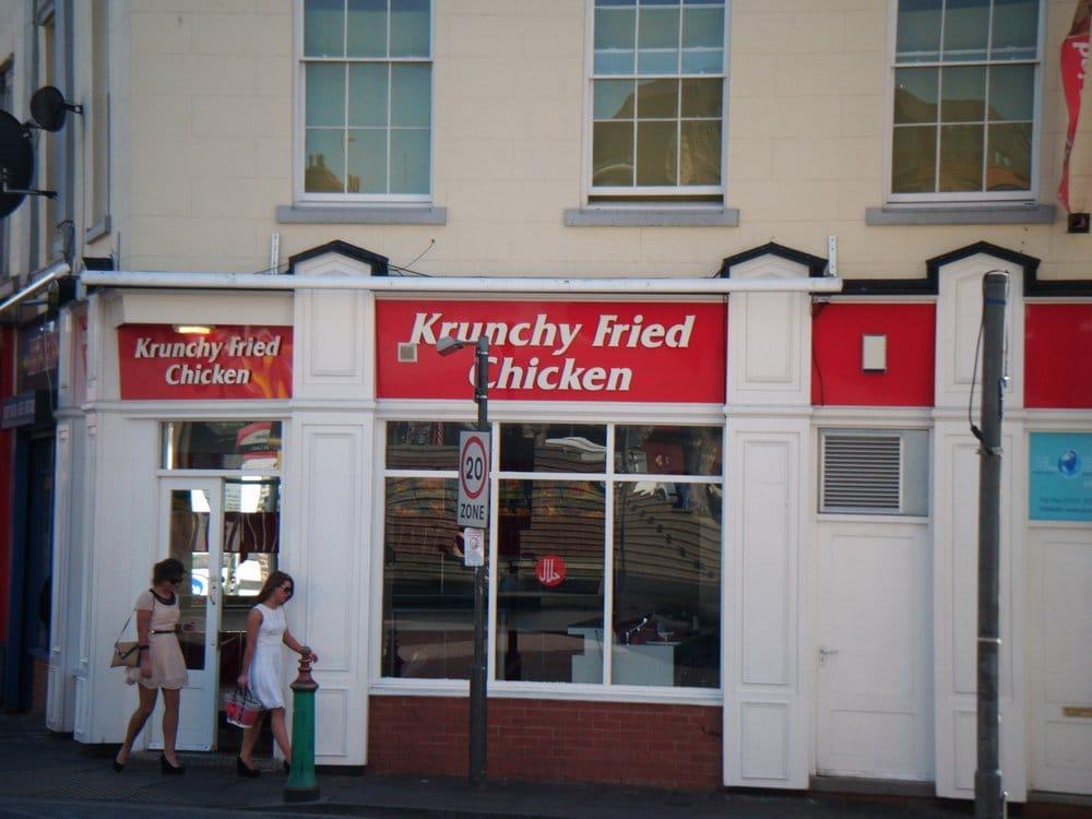 Krunchy Fried Chicken