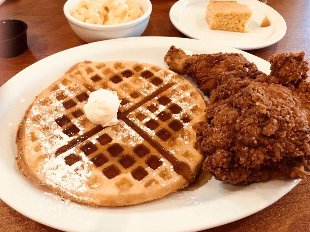 Omar's Chicken & Waffles
