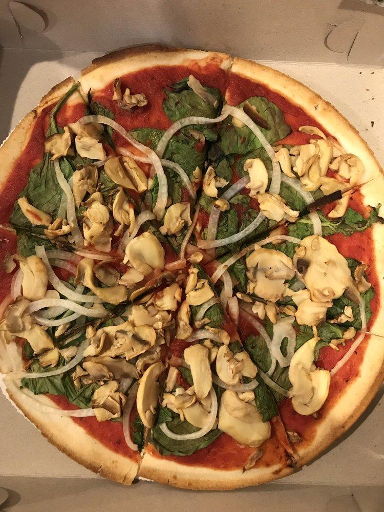 Laurel Pizzeria: 417 N Central Ave, Laurel, DE