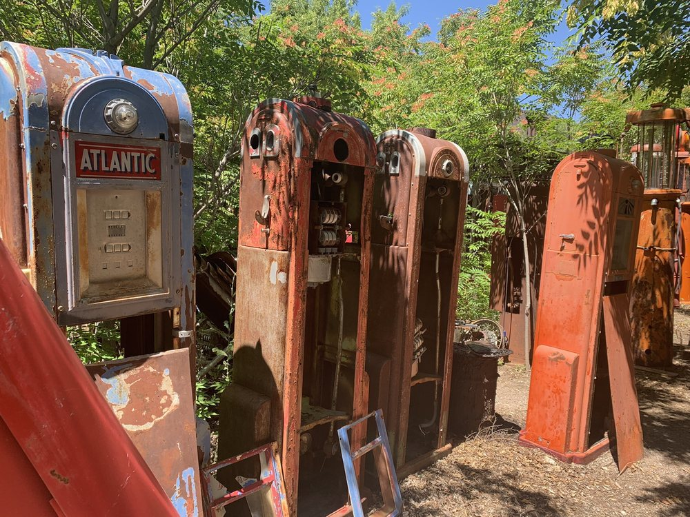 Classical Gas Museum: NM-68, Embudo, NM