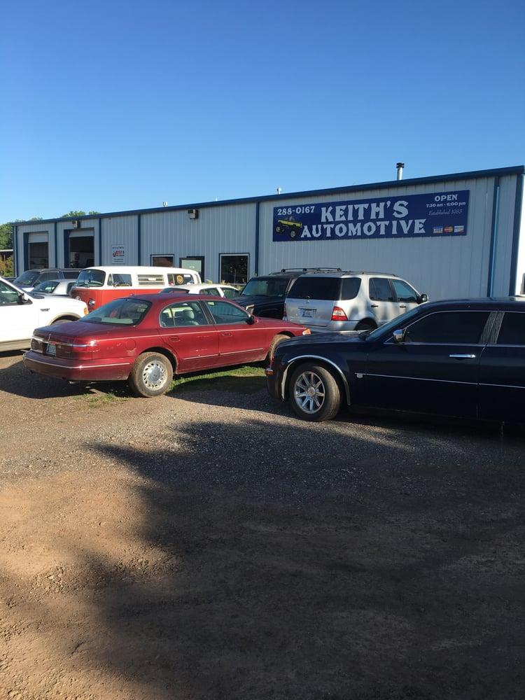 Keith's Automotive: 101 E Burr Oak Rd, Norman, OK