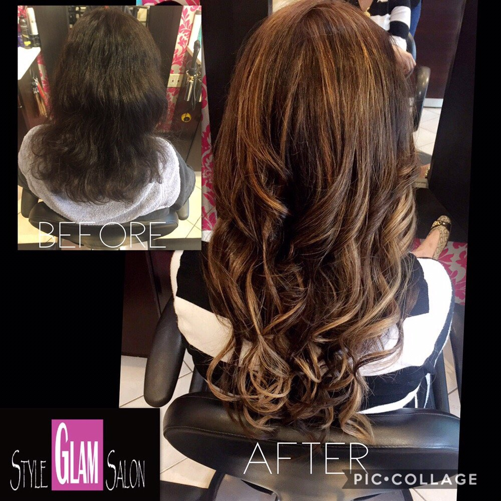 Style Glam Salon: 182-14 Union Tpke, Fresh Meadows, NY
