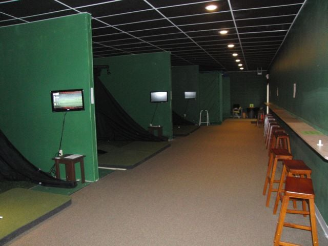 Just Fore Fun Golf Center: 301 Eisner Rd, Champaign, IL