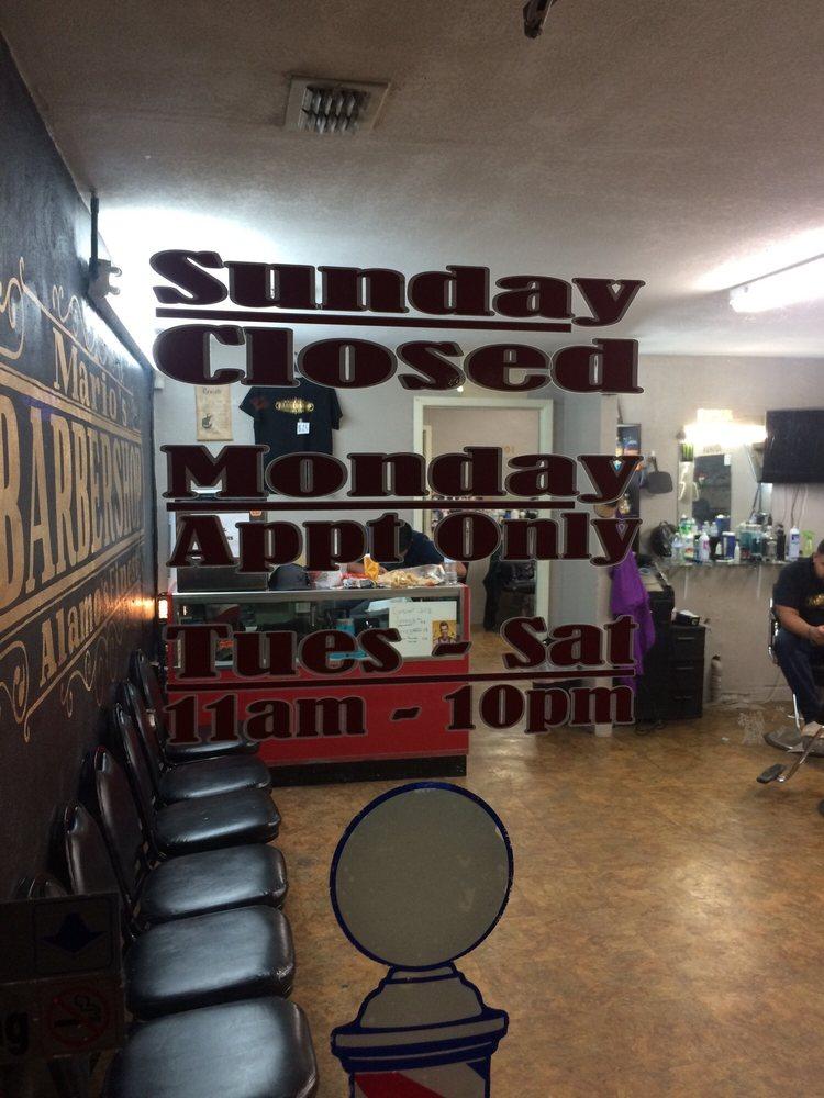 Mario's Hairstyle & Design: 1113 Duranta Ave, Alamo, TX