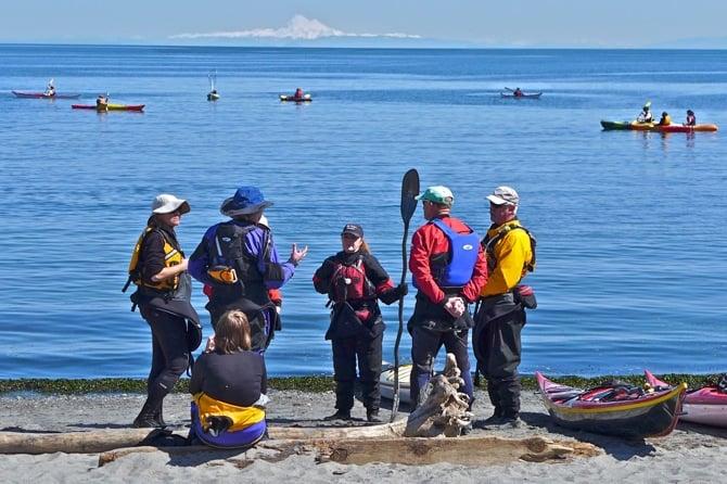 Kayakers Go Coastal: 3915 S 12th St, Tacoma, WA