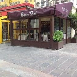baan thai restaurant 31 avis tha 13 rue ferronnerie ch telet les halles paris. Black Bedroom Furniture Sets. Home Design Ideas