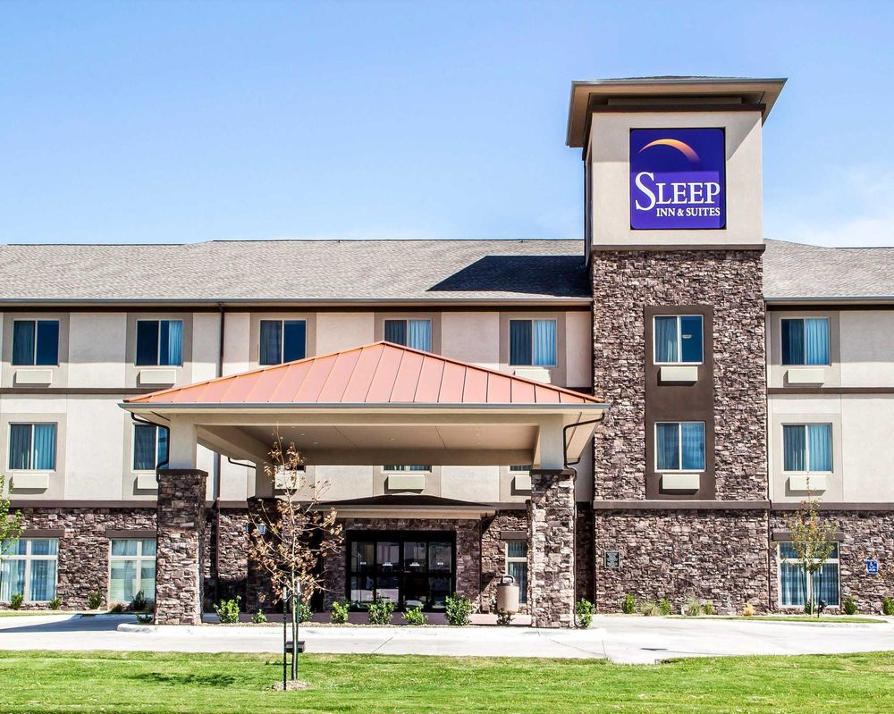 Sleep Inn & Suites: 4530 West White Ave, Blackwell, OK